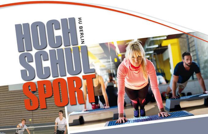 Hochschulsport erweitert sein Kursprogramm in Adlershof
