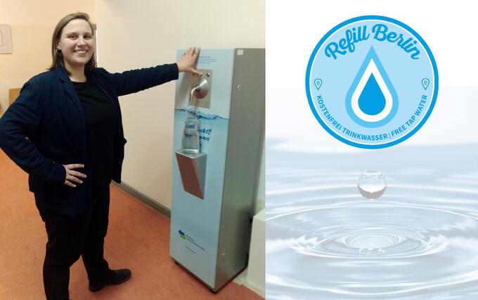 Nachhaltig Durst löschen