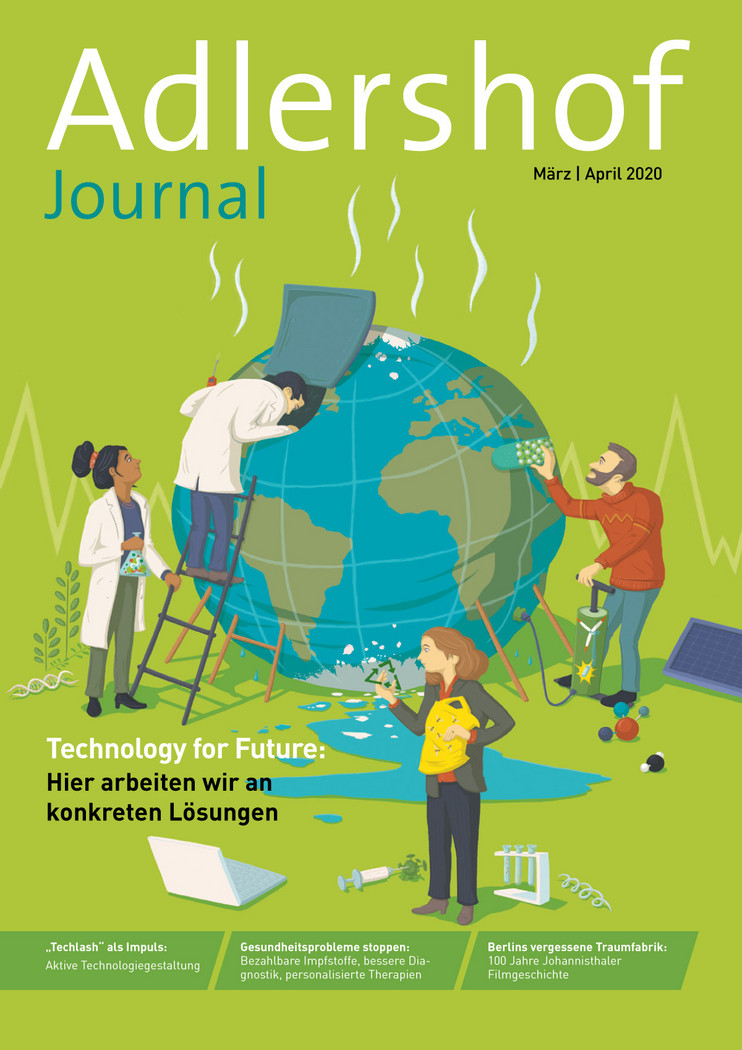 Adlershof Journal März/April 2020