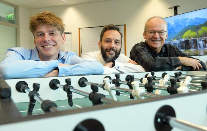 Hightech-Gründer sind Zukunftsmacher in Adlershof