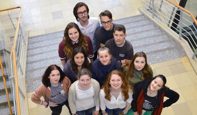 Ausbildungs-Allianz-Adlershof stellt Schülerinnen und Schülern Berufe am Hochtechnologiestandort vor