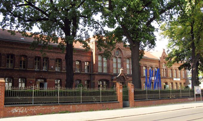 Bezirk plant Umbau des Kulturzentrums Alte Schule