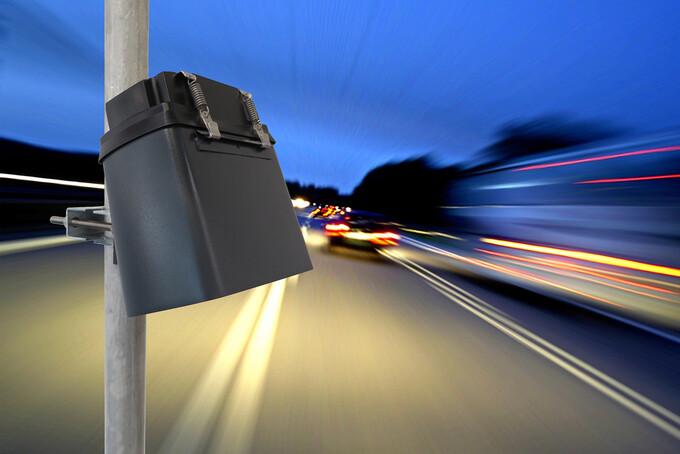 Neuer Straßenwettersensor für intelligentes Verkehrsmanagement
