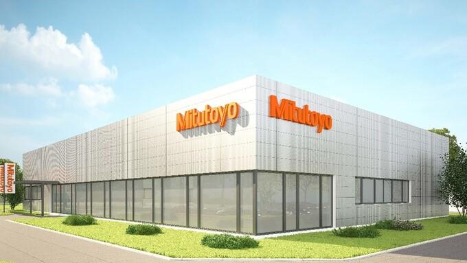 Mitutoyo expandiert in Adlershof