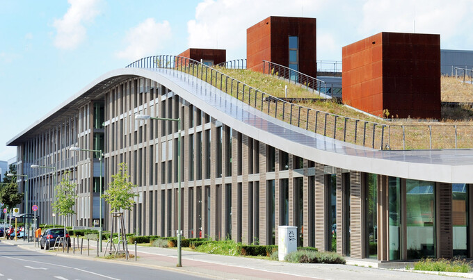 2014: 50 neue Hightech-Firmen in der Wissenschaftsstadt Adlershof
