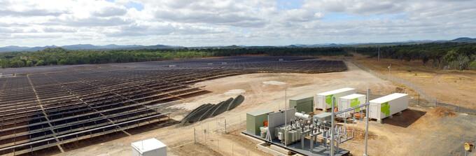 Erneuerbares Energiespeicherprojekt von Autarsys gewährleistet verlässliche Stromversorgung