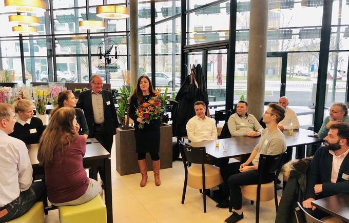 Adlershofer Integrationsprojekt für Geflüchtete erfolgreich