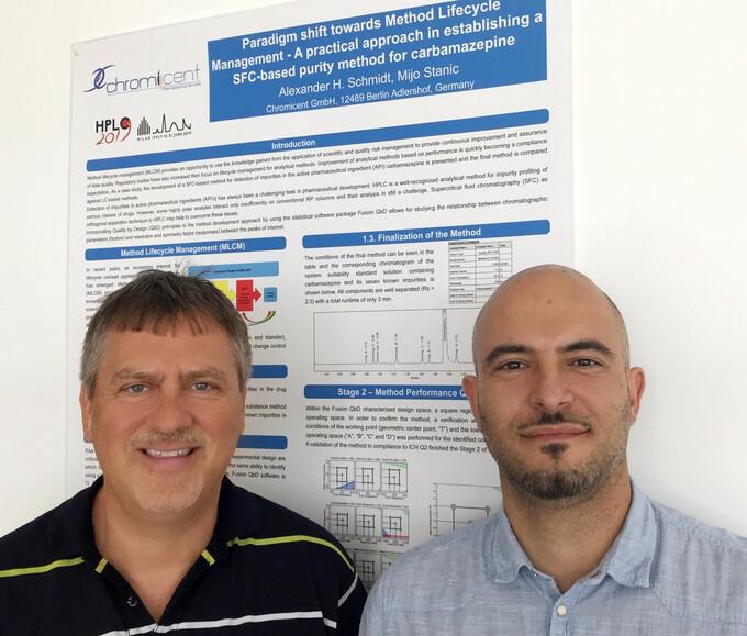 Method LifeCycle Management der Chromicent GmbH beschleunigt Arzneimittelentwicklung erheblich