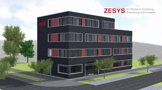 ZeSys e.V. bezieht neues Institutsgebäude auf dem WISTA-Campus