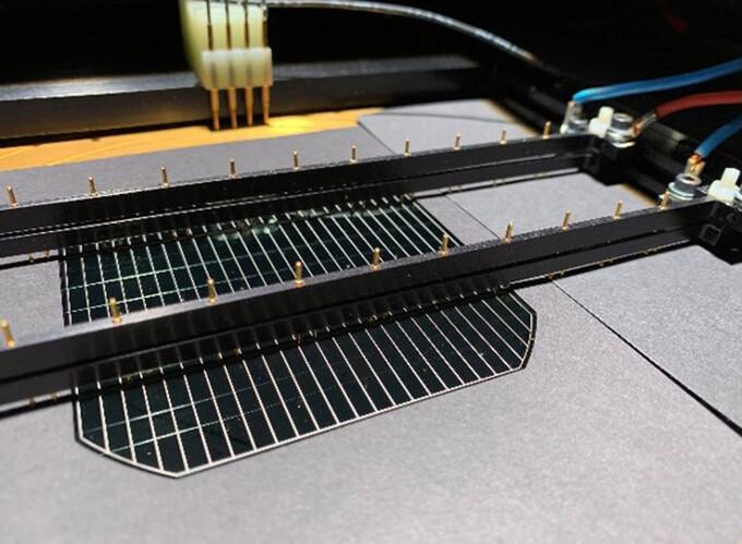 Production facilities for silicon-perovskite tandem solar cells at Helmholtz-Zentrum