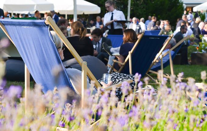 Über 300 Gäste beim Adlershofer Sommerfest