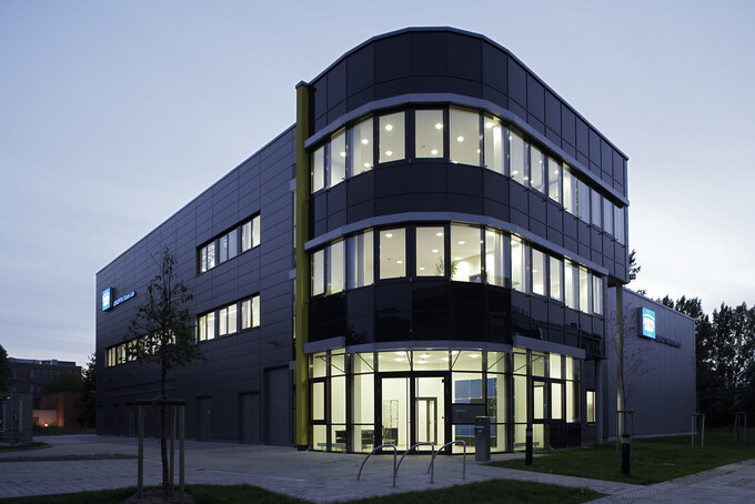 Jenoptik is investing in its Berlin site