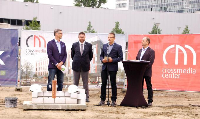 4.700 qm für die kreative digitale Bohème in Adlershof