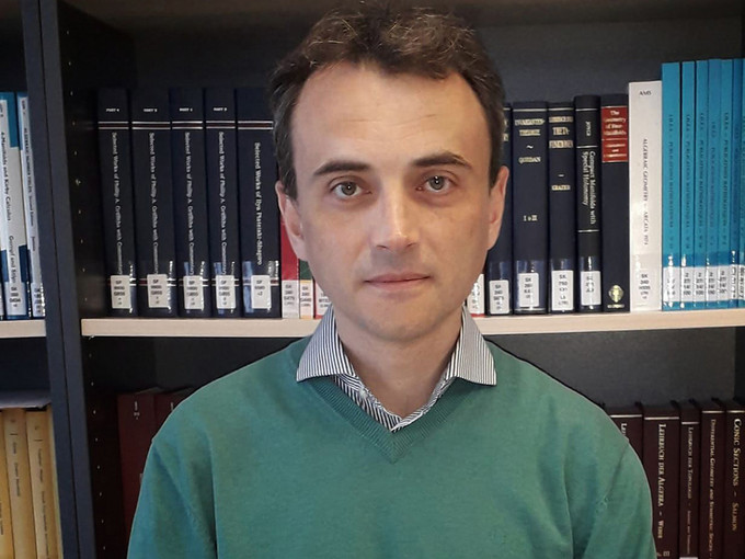 Zwei Millionen Euro für HU-Mathematiker Gavril Farkas