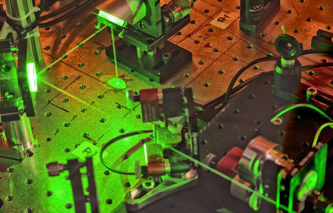 Adlershof auf der Micro Photonics