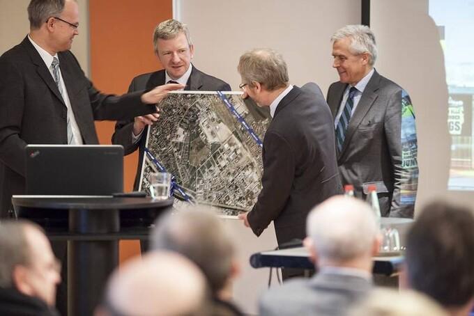 ISAS Berlin offiziell eingeweiht