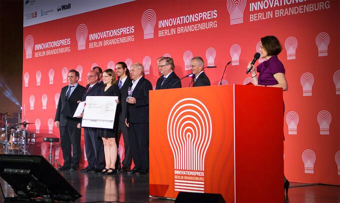 "SENperc PV wins ""Innovation Award 2016"""