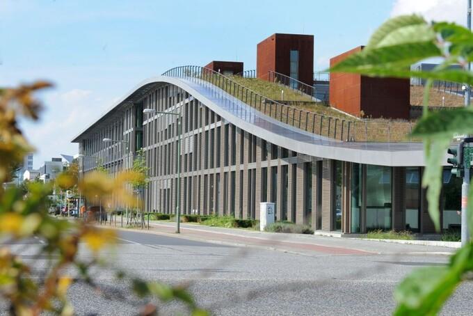 """Ex-Solon-Firmensitz ist """"Berlins grünstes Gebäude"""""""