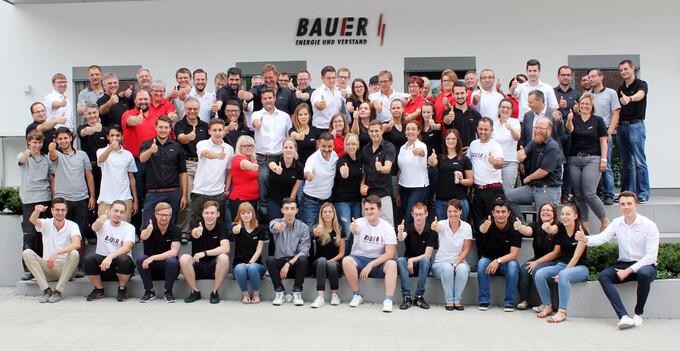 """FOCUS-Auszeichnung für BAUER: """"Deutschlands beste Jobs mit Zukunft"""""""