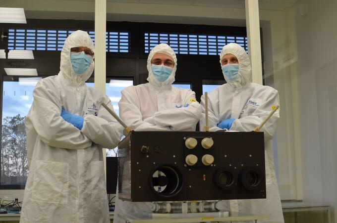 Adlershofer Berlin Space Technologies bringt Umweltmonitoring für Singapur