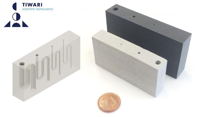 Adlershof company TIWARI offers online service for 3D printing of metals and ceramics