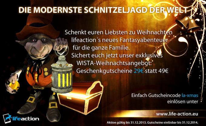 Fantasy-Schnitzeljagd zum Sonderpreis