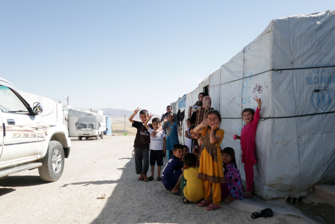 Autarsys sets out to bring renewable energy to a refugee camp