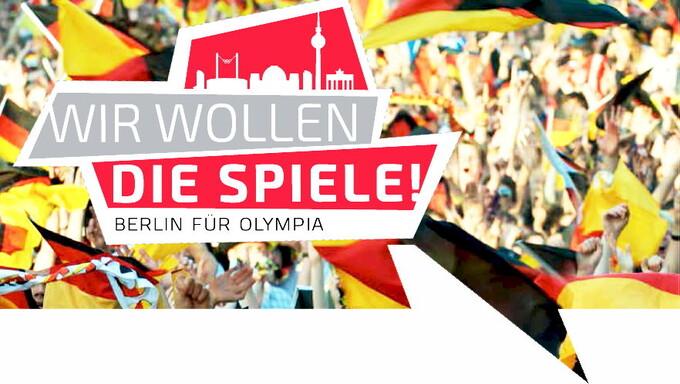 Adlershofer für Olympia in Berlin