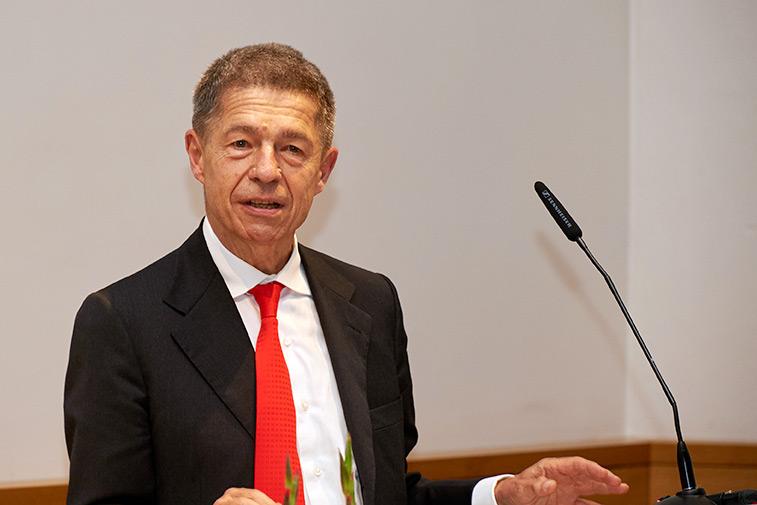 Prof. J. Sauer © Georg Heyne, Fritz Haber-Institut Berlin