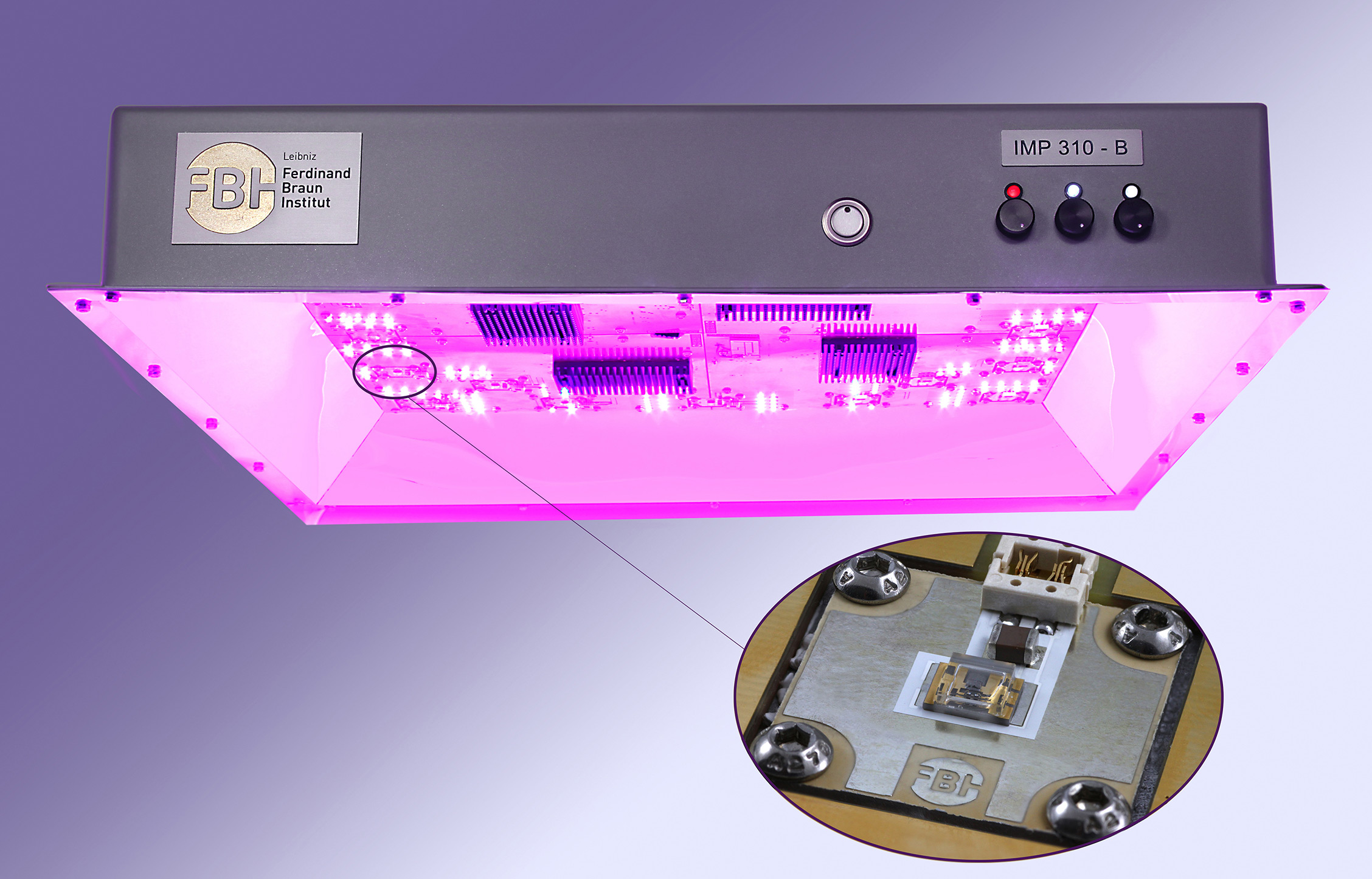 State of the art and trends of UV light-emitting diodes