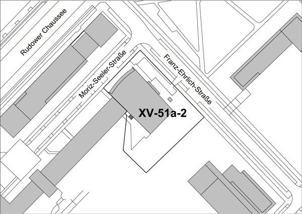 Bebauungsplan XV-51a-2