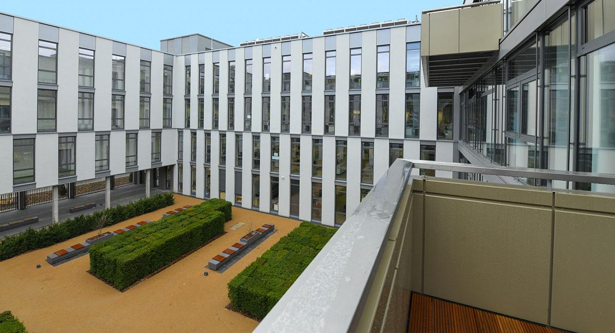 Landeslabor Berlin Brandenburg, Bild: ©WISTA Management GmbH