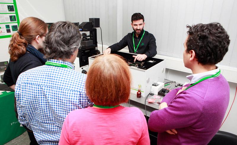 PicoQuant Microscopy Course
