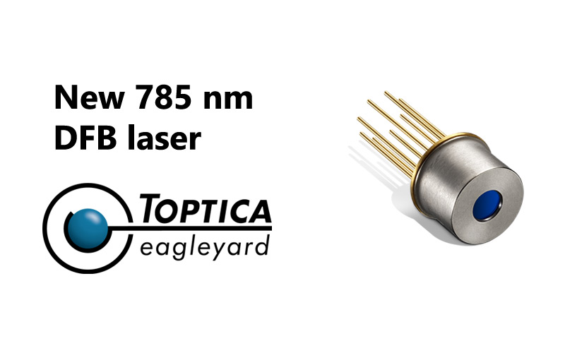 785nm DFB laser © TOPTICA