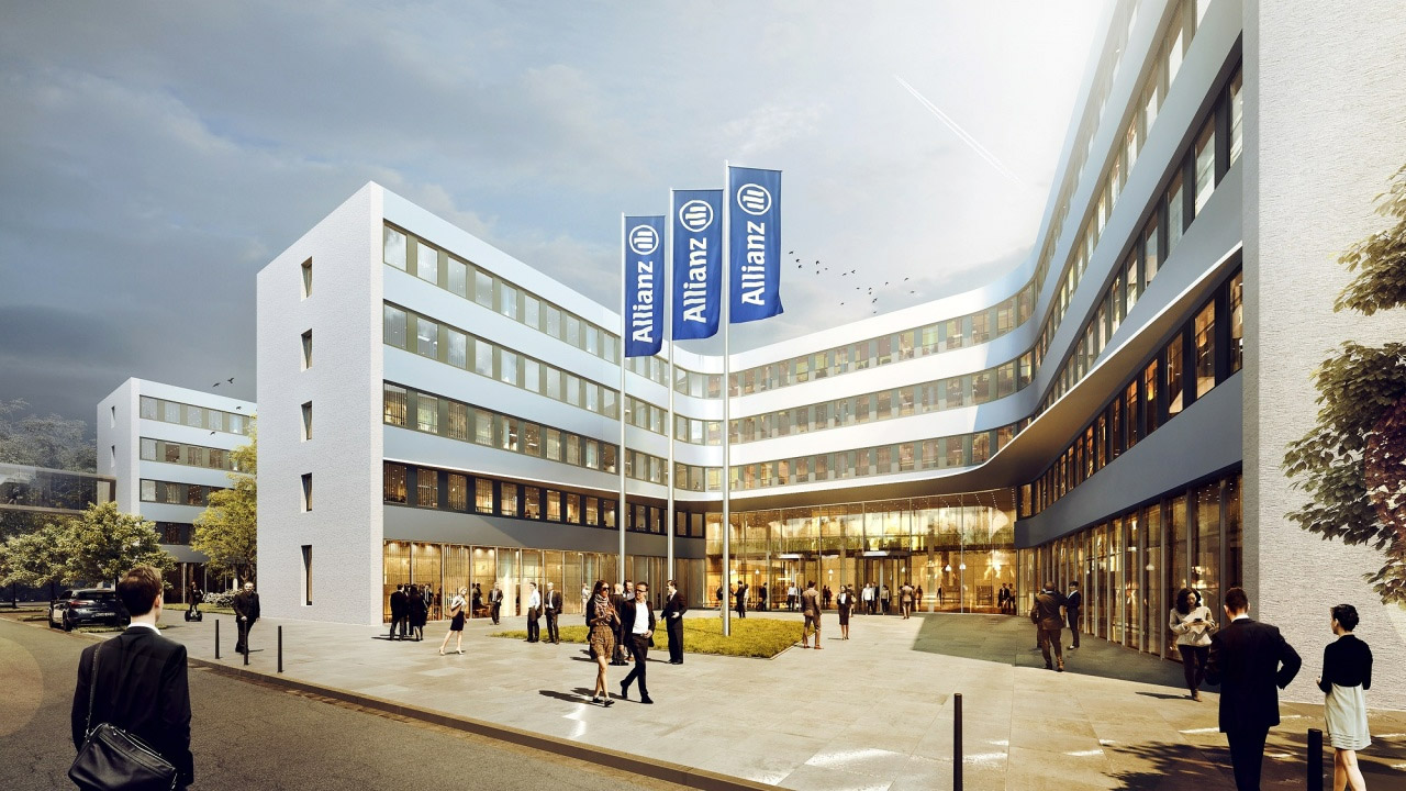 Visualisierung Berlin cornerstone to be laid for allianz cus berlin science park