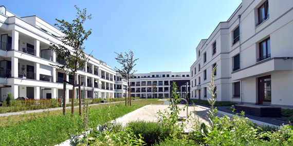 Baywobau Berlin (Isaac Newton Park)