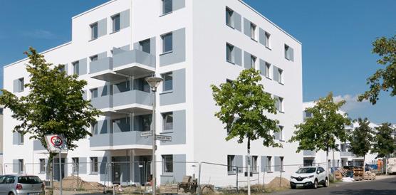 Wohnungsbaugesellschaft degewo AG