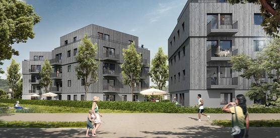 HOWOGE Wohnungsbaugesellschaft mbH (Urbaner Holzbau)