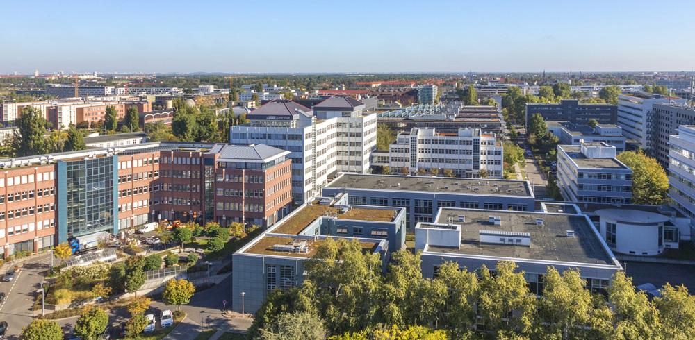 IGZ/OWZ WISTA Gründerzentren Adlershof