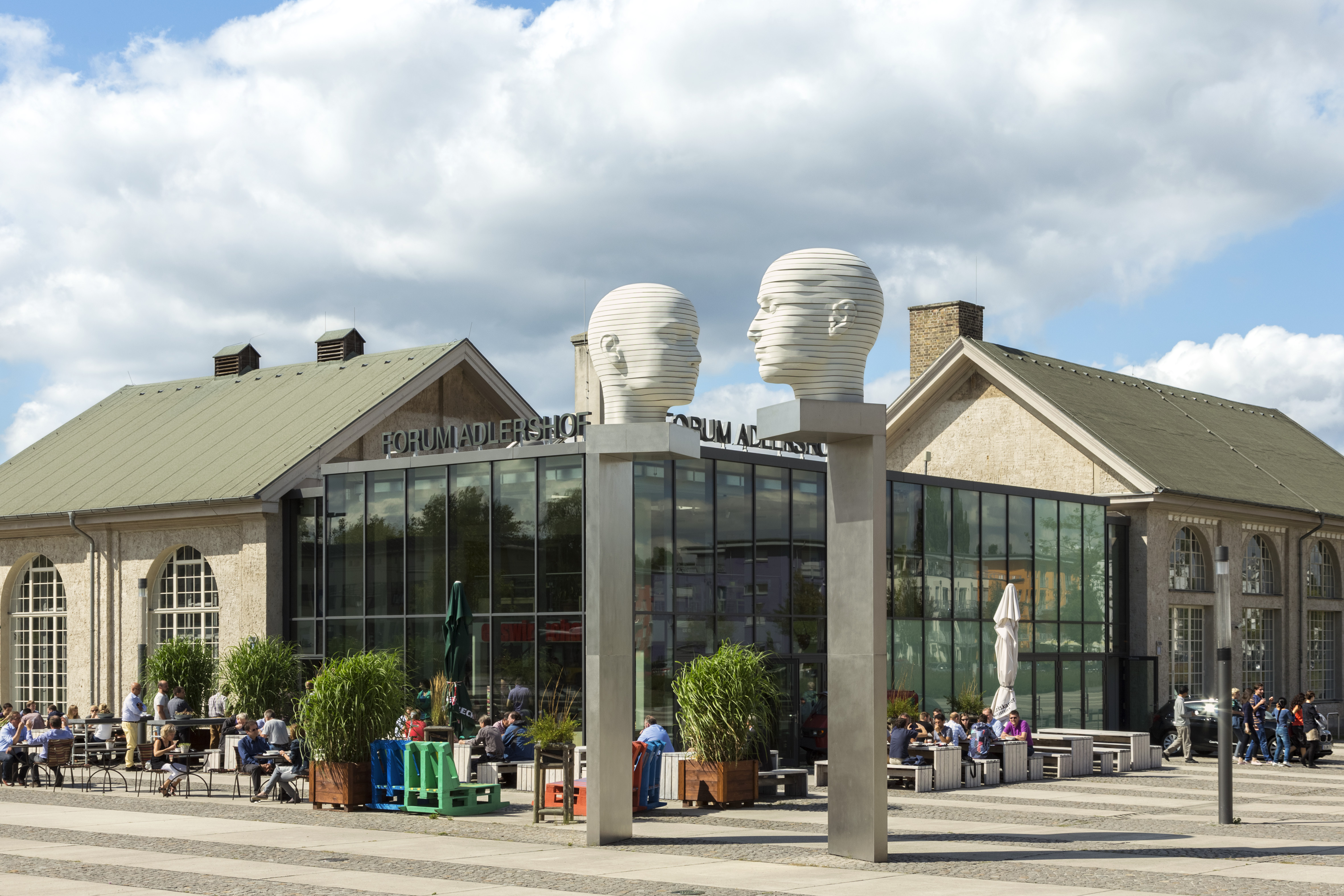 Hu Berlin Adlershof