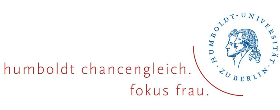 Logo: HU Frauenbeauftragte