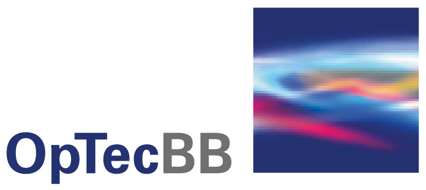 Logo: OpTecBB e.V.