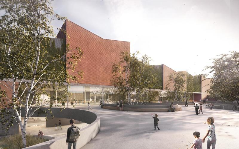 Gemeinschaftsschule © AFF Architekten Berlin
