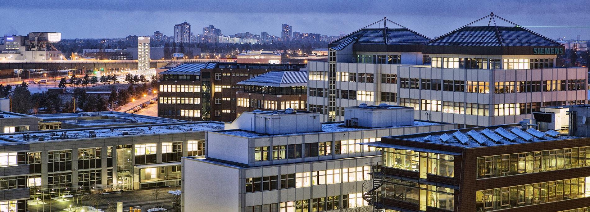 real estate start ups overview science park berlin adlershof germany. Black Bedroom Furniture Sets. Home Design Ideas