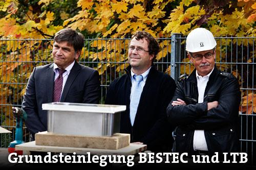 Adlershofer Hightech-Pioniere bauen
