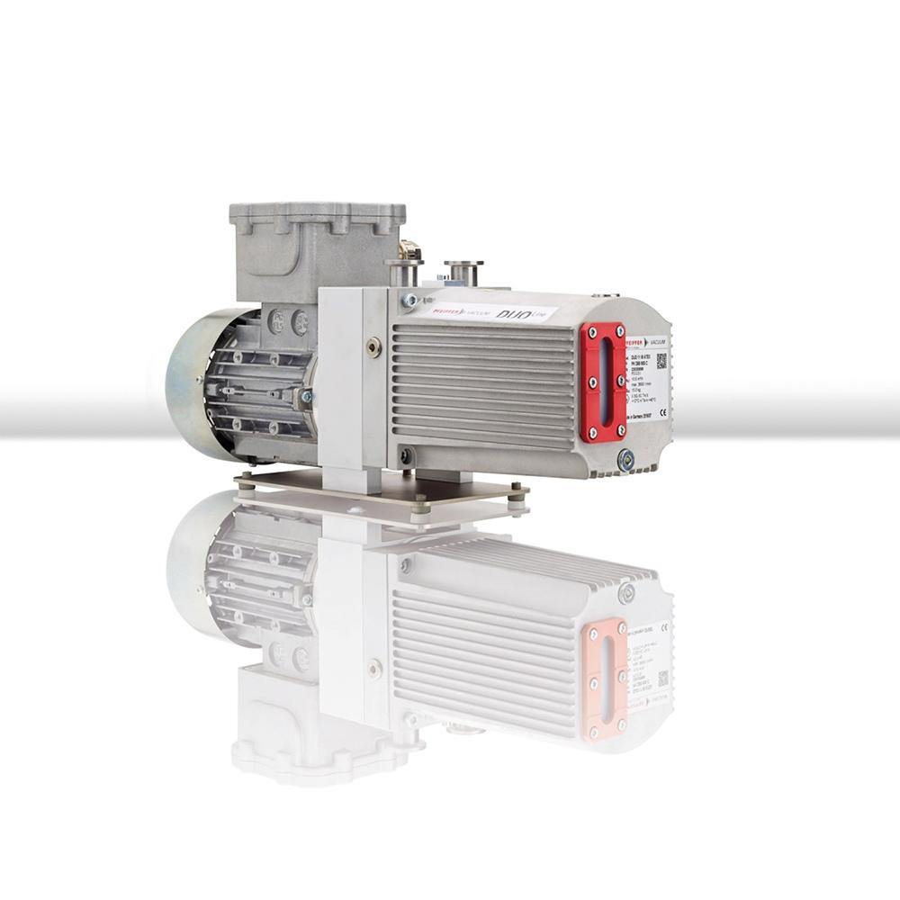 Magnetgekuppelte Drehschieberpumpe Mit ATEX Zulassung Von Pfeiffer Vacuum