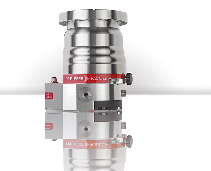 Pfeiffer Vacuum introduces the new, compact and high performance HiPace 300 H turbopump