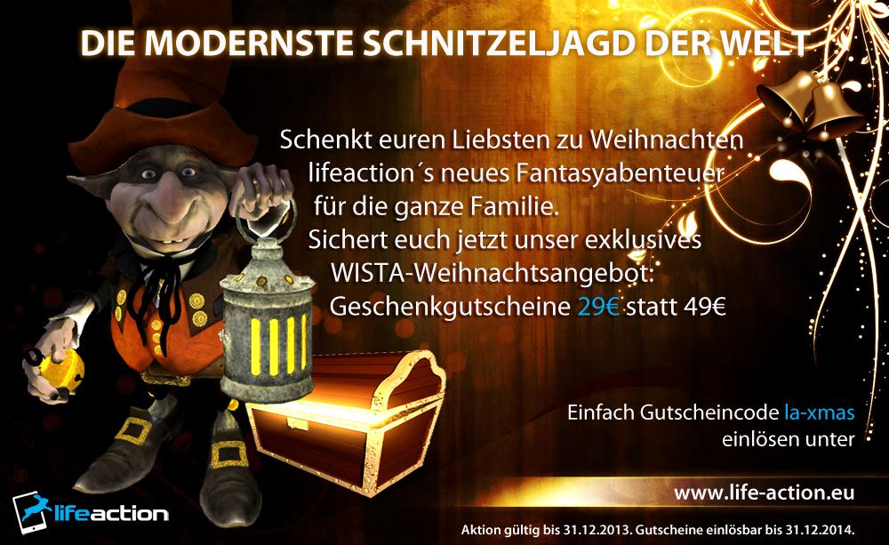 Fantasy-Schnitzeljagd zum Sonderpreis - Technologiepark Adlershof