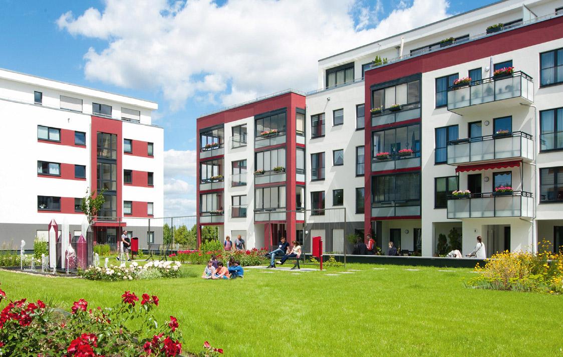 Adlershof Wohnung