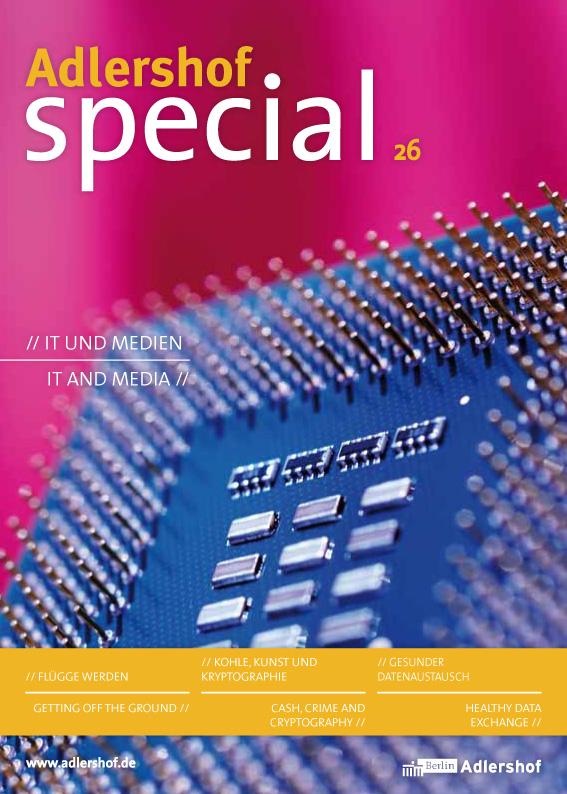 Adlershof Special 26: IT and Media